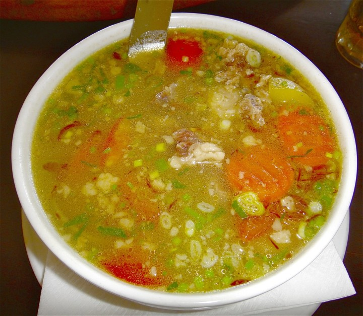 Indonesian Oxtail Soup