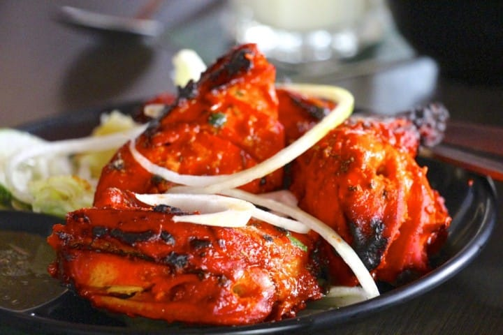 Tandoori Chicken - Shaan - Bar Bar Black Sheep