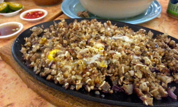 A class act from Inasal, Sisig the best yet
