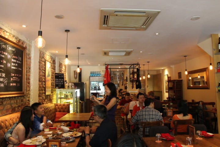 My Little Spanish Place - Bukit Timah Road