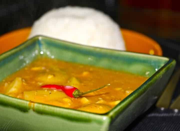 Mel's Devil Curry