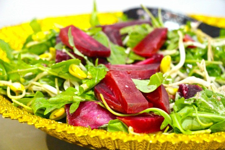 amazing beetroot salad