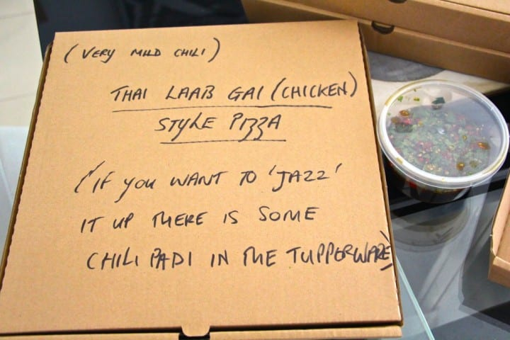 Personal pizza boxes