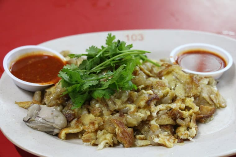 Memoirs of wet markets and oyster omelettes
