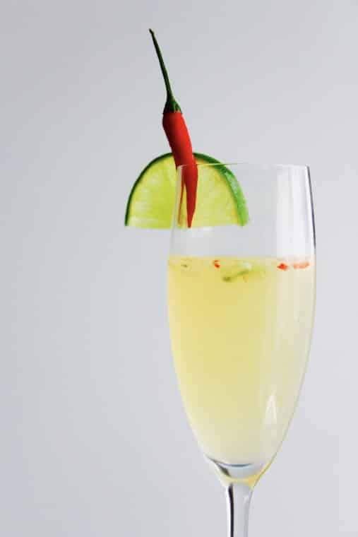Tom Yum Cocktail