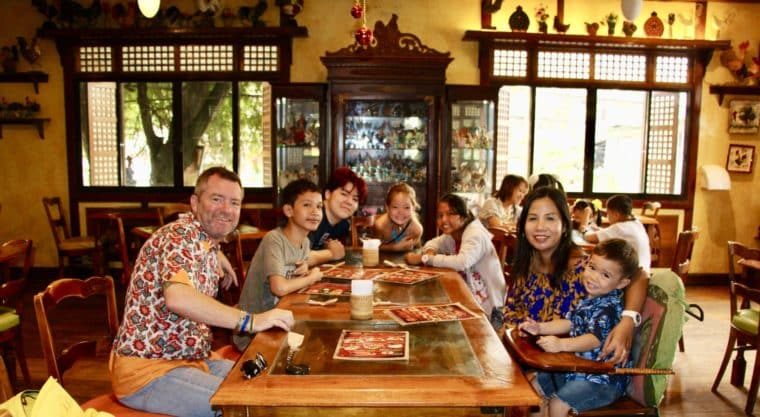 A foodie Christmas in Bohol, Philippines 2016