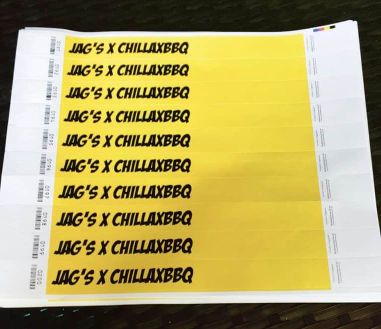 ChillaxBBQ 7部, or 1st Jags & ChillaxBBQ