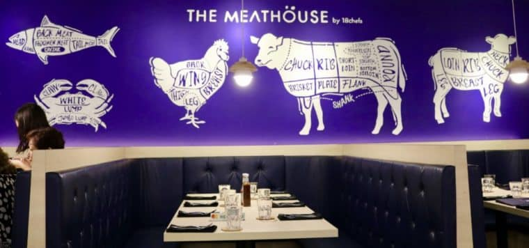 The Meathouse by 18Chefs