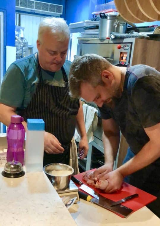 Cookery MasterClass with Marky Mark @ Bakery & Bar, 112 Telok Ayer