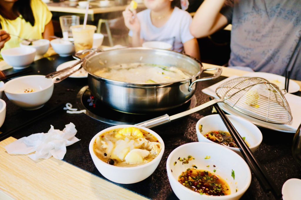 Chaoniu Hot Pot @ Katong