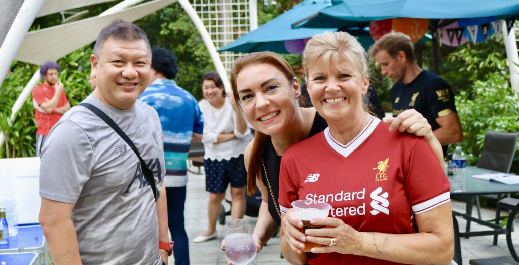 Scouser's 60th Birthday & Leaving Do - ChillaxBBQ