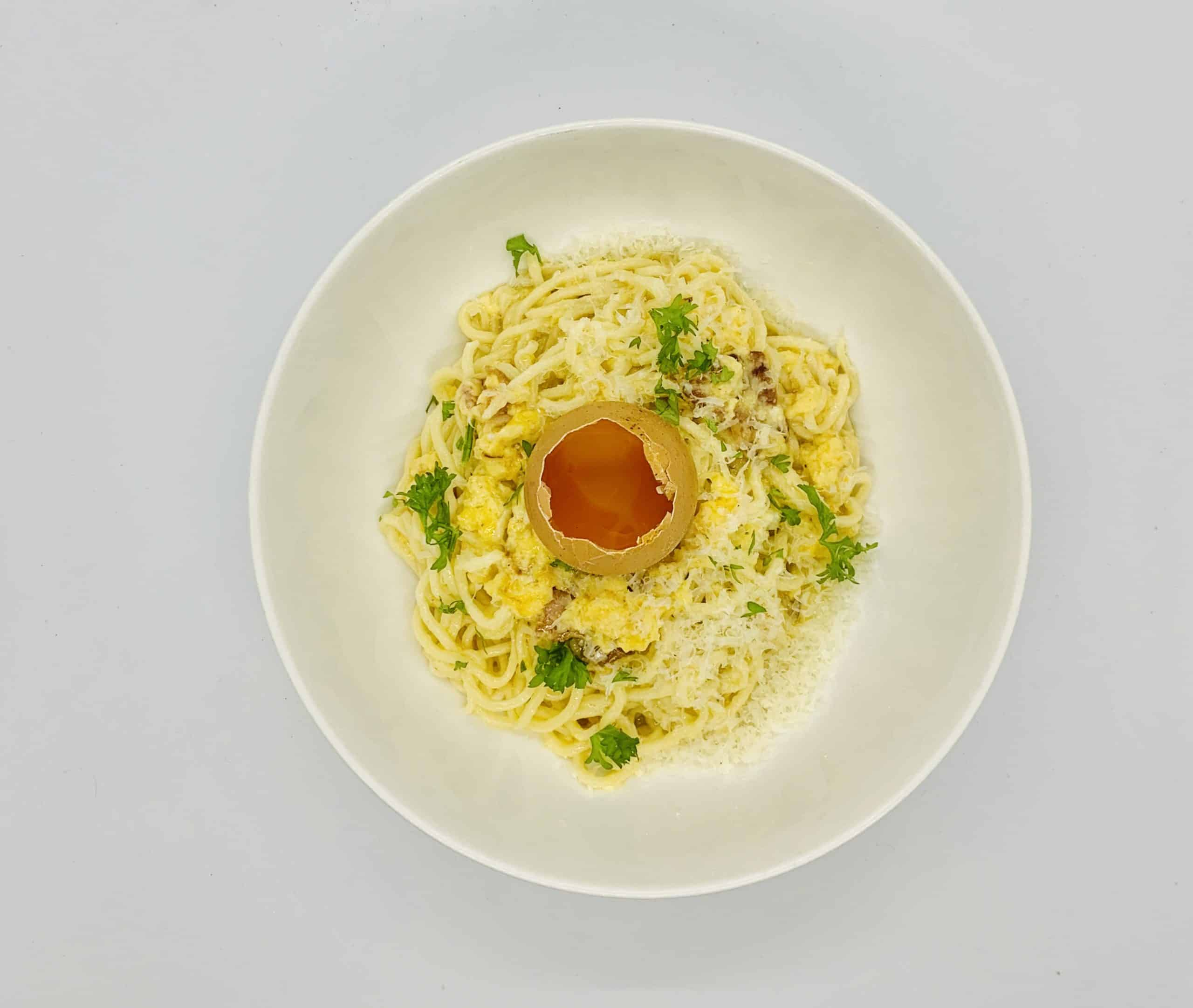 ChillaxBBQ Stay@Home Recipes #40 - Home-Made Spaghetti Carbonara