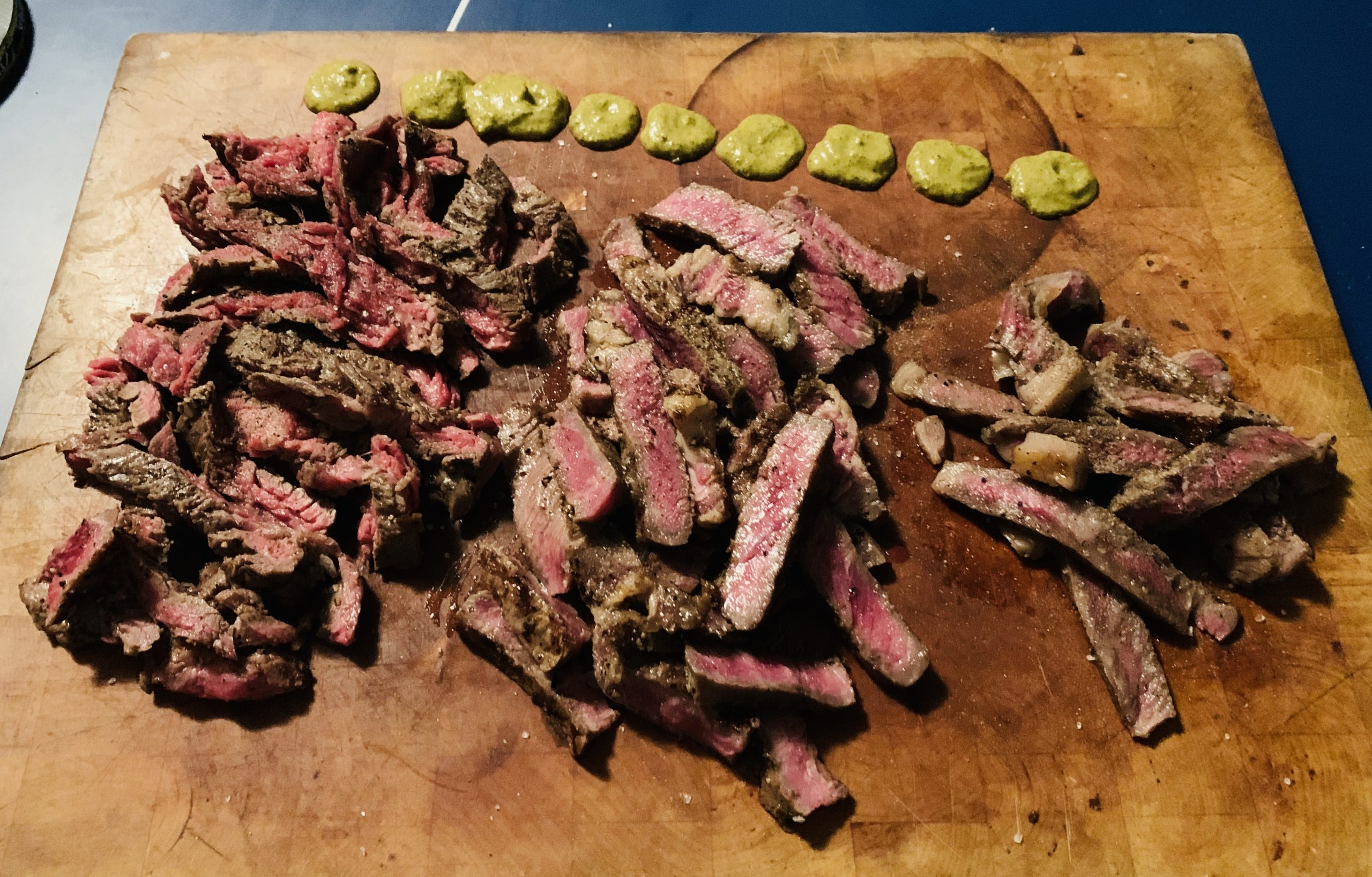 ChillaxBBQ does the FA CUP 'w' 3x WAGYU