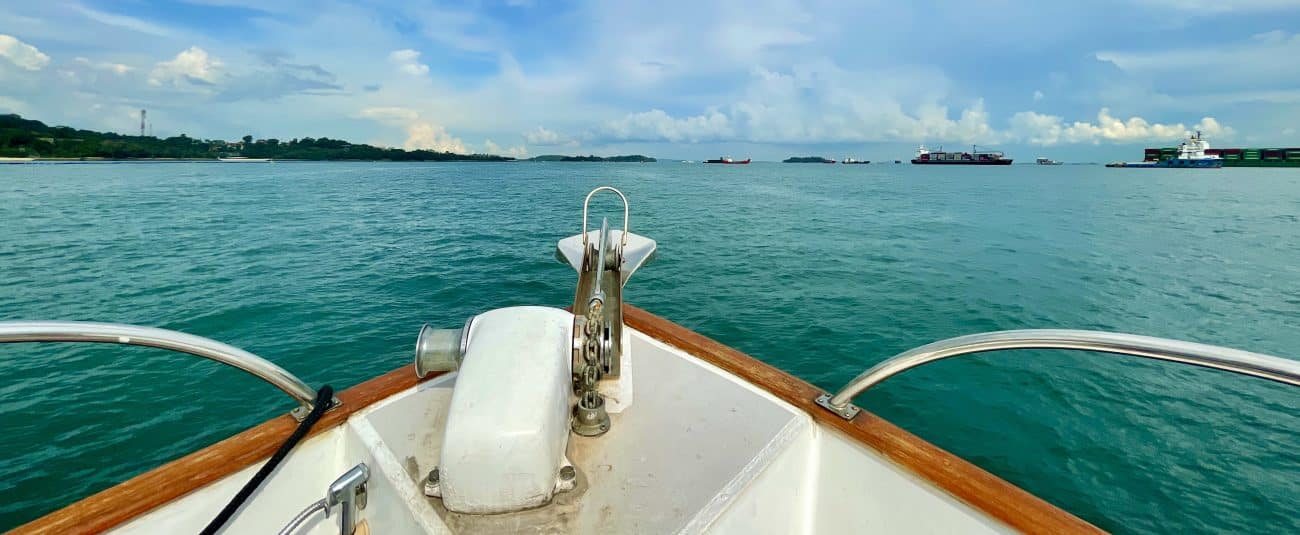 ChillaxBBQ on a Boat | Keppel | Singapore BBQ
